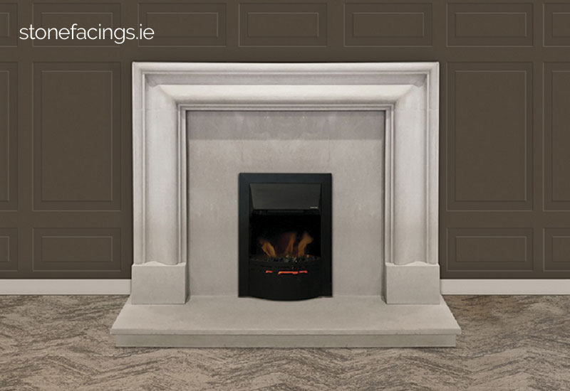 Some recently fitted fireplaces in Westmeath, Dublin, Kildare and Meath