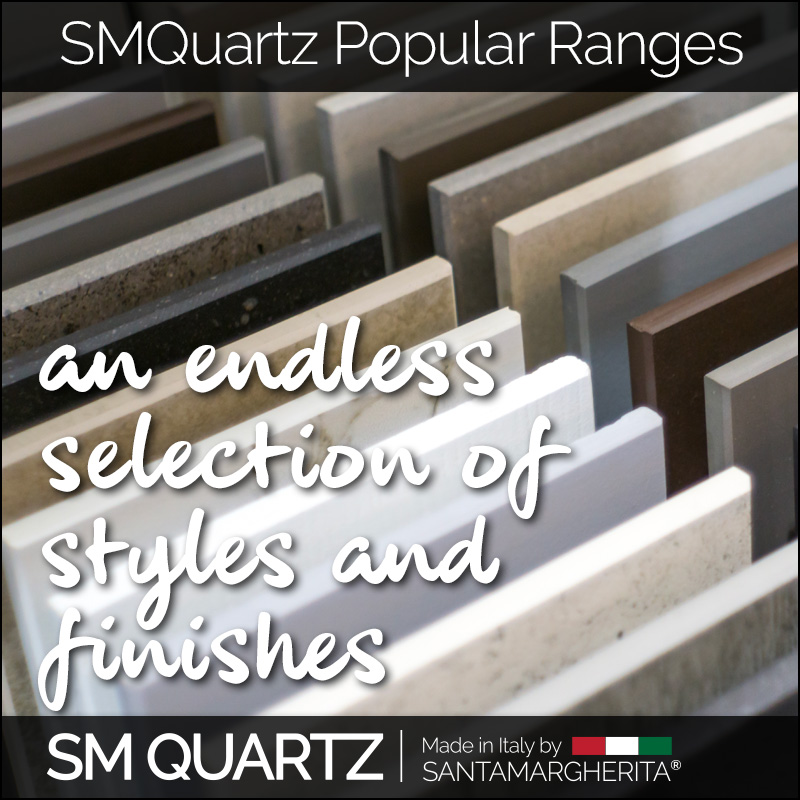 Our SMQuartz Ranges